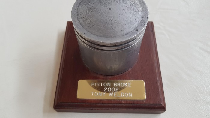 Piston Broke Awards… A snippet of Club history.